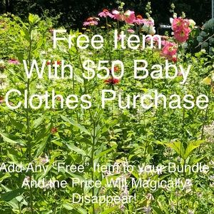 FREE GIFT with $50 Purchase!